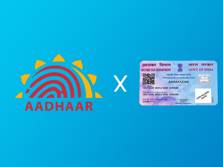 HOW TO LINK PAN CARD WITH AADHAAR CARD: STEP BY STEP GUIDE
