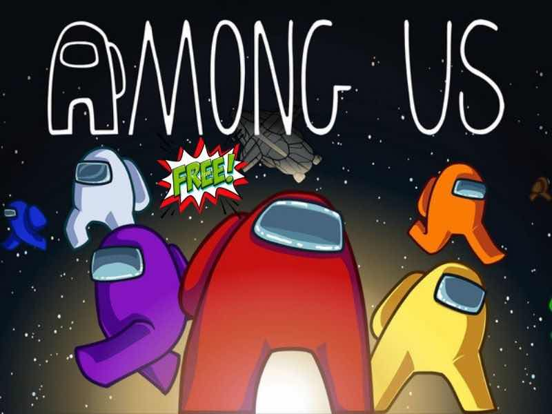 AMONG US AVAILABLE FOR FREE ON EPIC GAMES STORE