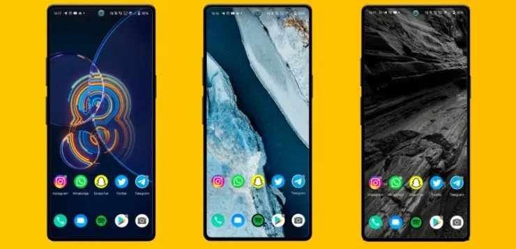 DOWNLOAD ASUS ZENFONE 8 WALLPAPERS: HIGH QUALITY